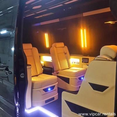 kiralık sprinter minibüs