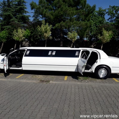 istanbul limuzin kiralama